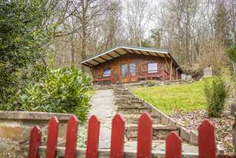 Chalet Aywaille 2 Pers. Ardennen