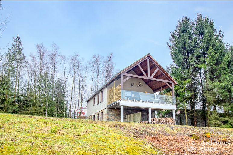 Chalet Aywaille 5 Pers. Ardennen Wellness