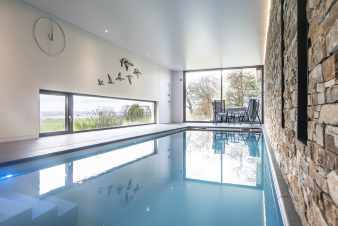 Cottage Dinant 2/4 Pers. Ardennen Schwimmbad Wellness