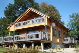 Chalet Durbuy (Septon) 9 Pers. Ardennen Wellness