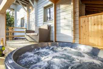 Chalet Durbuy 6 Pers. Ardennen Wellness