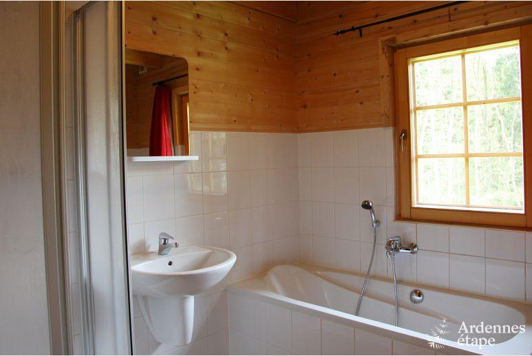 Chalet Im Rustikalen Stil Fur 24 Personen Mit Sauna In Durbuy
