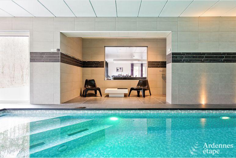 Whirlpool Bad Kwaliteit : Luxusvilla mit schwimmbad und wellnessbereich für 9 personen in durbuy