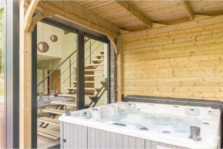 Whirlpool Bad Kwaliteit : Luxusvilla durbuy 8 pers. ardennen wellness