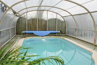 Ferienhaus Francorchamps 6/9 Pers. Ardennen Schwimmbad Wellness
