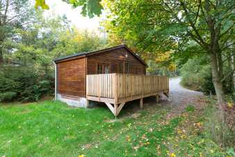 Chalet Houffalize 2 Pers. Ardennen
