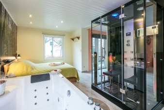 Chalet Rendeux 2 Pers. Ardennen Wellness