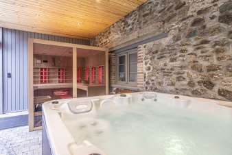 Cottage Rendeux 8 Pers. Ardennen Wellness