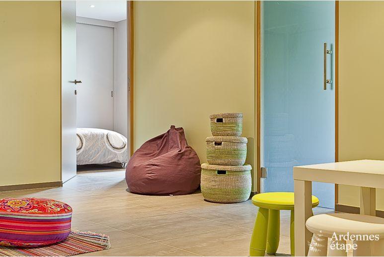Modernes und komfortables ferienhaus mit wellnessbereich in rochefort