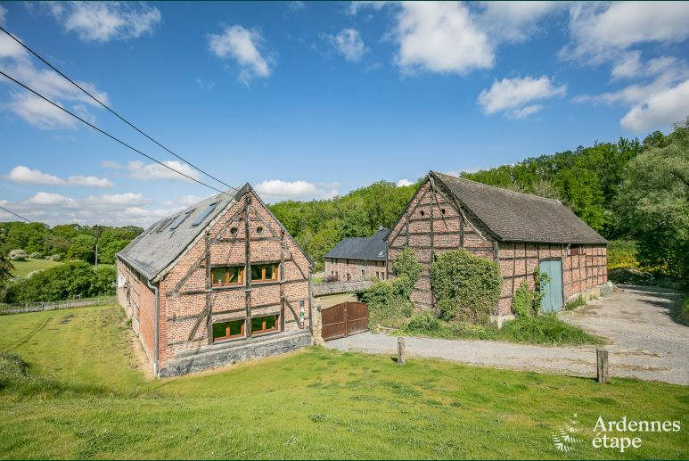 Wohnung Somme-Leuze 4/5 Pers. Ardennen