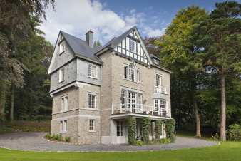 Schloss Spa 9 Pers. Ardennen Wellness