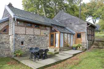 Komfortables Ferienhaus mit Charakter in altem Backhaus in Stavelot
