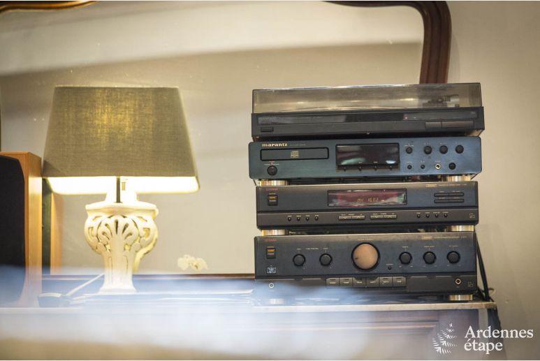 Eetkamer Lamp Design : Ferienhaus vresse sur semois 13 14 pers. ardennen