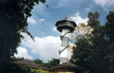 Trois Bornes et Tour Panoramique-Point de vue bis Provinz Lüttich