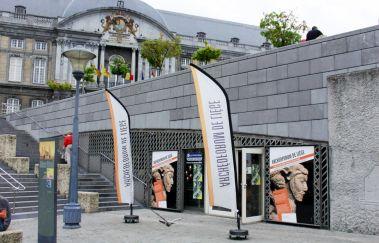 <p>Archéoforum de Liège</p>-Visites - Curiosités bis Provinz Lüttich