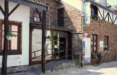 <p>Les grès de La Roche-en-Ardenne</p>-Visites - Curiosités bis Provinz Luxemburg