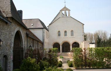Abbaye Notre-Dame de Saint-Remy-Visites - Curiosités bis Provinz Namur