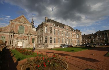 Abbaye de Floreffe-Visites - Curiosités bis Provinz Namur