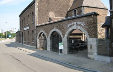 Haus der Metallurgie-Visites - Curiosités bis Provinz Lüttich