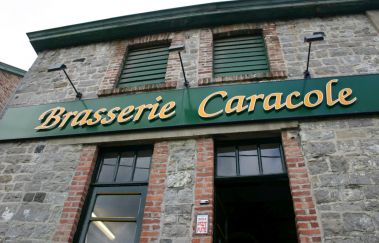 Brauerei Caracole -Brasserie bis Provinz Namur