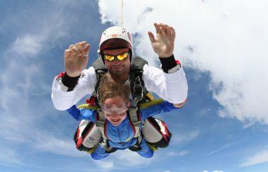 Skydive Spa-Sports aériens bis Provinz Lüttich