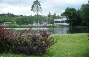 Plan d'eau de Libramont-Piscine plein air bis Provinz Luxemburg