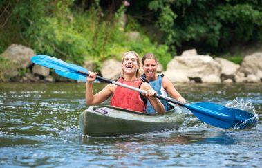 RHM BuitenSport - La Roche et Gouvy-Parcours challenge bis Provinz Luxemburg