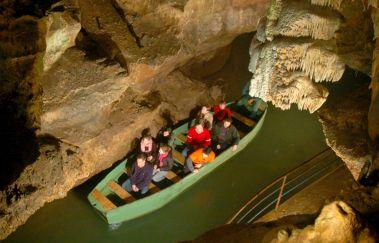 Grotten von Remouchamps-Grottes bis Provinz Lüttich