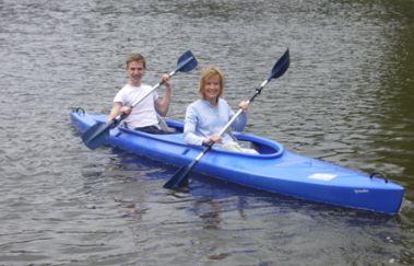 Kayak Les Epinoches-Kayak bis Provinz Luxemburg