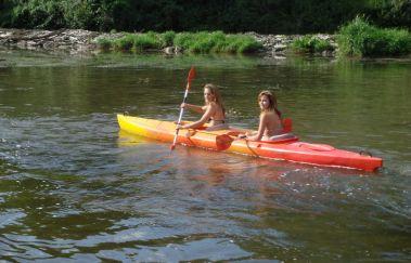 <p>Kayaks La Vanne</p>-Kayak bis Provinz Luxemburg