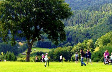 <p>Golf Champêtre de Stoumont</p>-Golf fermier bis Provinz Lüttich