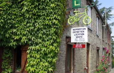 <p>B.Cycl</p>-Location VTT bis Provinz Lüttich
