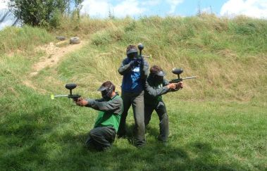 Formul'Quads: Paintball-Paint-ball bis Provinz Lüttich