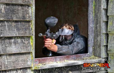 Paintball Sniper-Zone-Paint-ball bis Provinz Lüttich