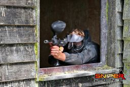 Paintball Sniper-Zone in Provinz Lüttich