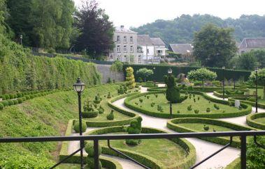 Parc des Topiaires (Park der Formbäume)-Parcs et jardins bis Provinz Luxemburg