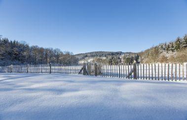 Pistes de ski du Bailet-Ski de fond bis La Roche en Ardenne - Province du Luxembourg