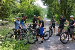 Electric Mountain Bike Experience (EMTB) in Province de Luxembourg.