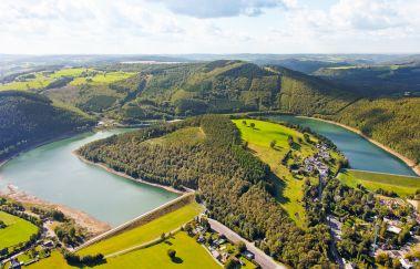Coo-Ville bis Provinz Lüttich