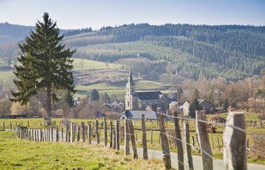 Grand-Halleux-Ville bis Provinz Luxemburg