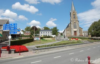 Hamoir-Ville bis Provinz Lüttich