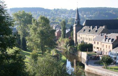 Houffalize-Ville bis Provinz Luxemburg
