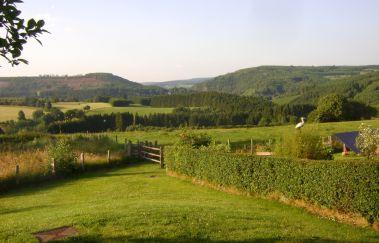 Provedroux-Ville bis Provinz Luxemburg