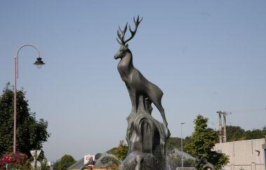 Saint-Hubert-Ville bis Provinz Luxemburg