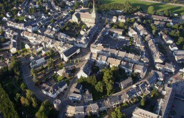 Saint-Vith-Ville bis Provinz Lüttich