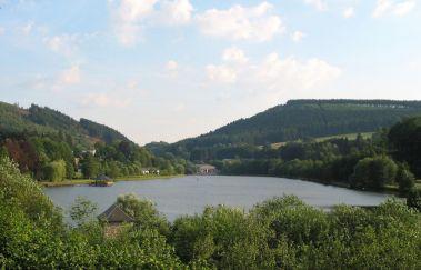Vielsalm-Ville bis Provinz Luxemburg