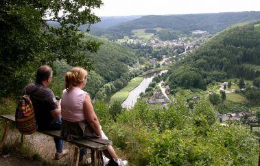Vresse-Sur-Semois-Ville bis Provinz Namur